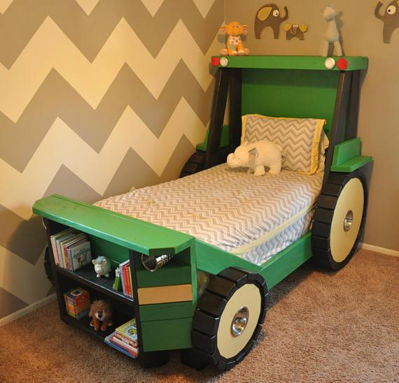 Rick & Matt's Workshop: Bulldozer Bed