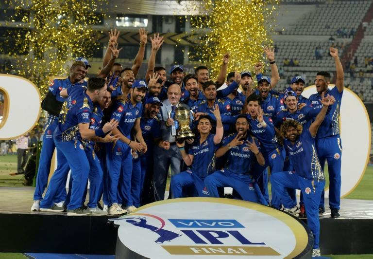 The Mumbai Indians won their fourth IPL title last year