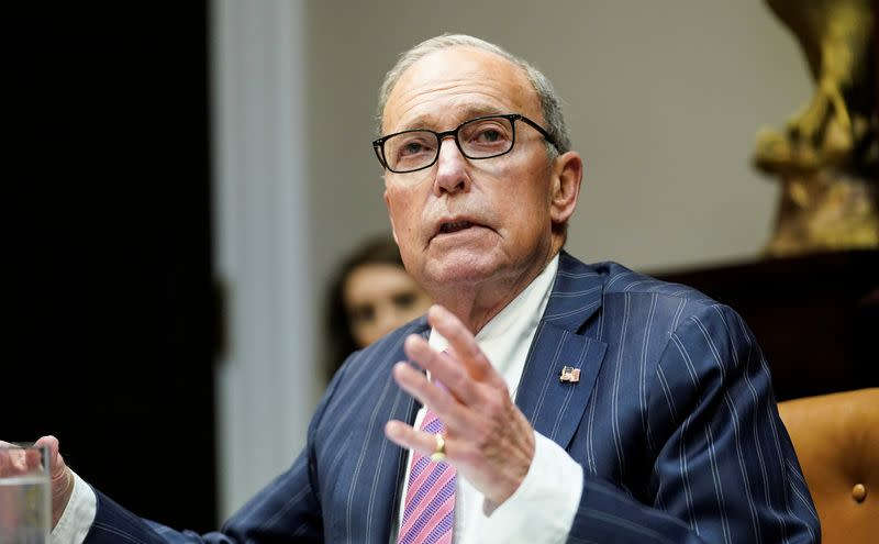 Next round of coronavirus business aid to be as fair as possible - Kudlow