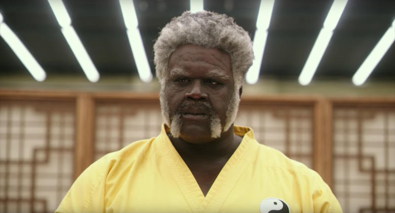 Kyrie Irving recruits National Basketball Association stars in first 'Uncle Drew' trailer
