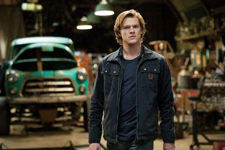 Lucas Till stars. (Photo: Kimberley French/Paramount Picture/courtesy Everett Collection)