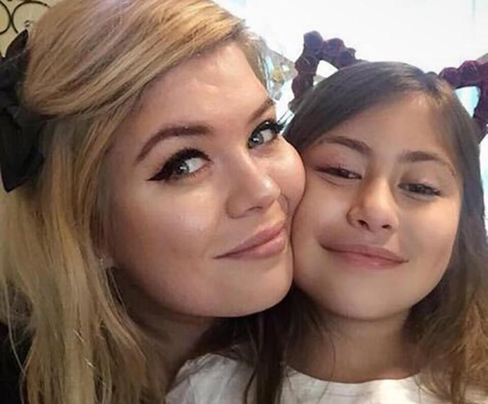 Michelle Vargas and her daughter, Madison. (Courtesy Michelle Vargas)