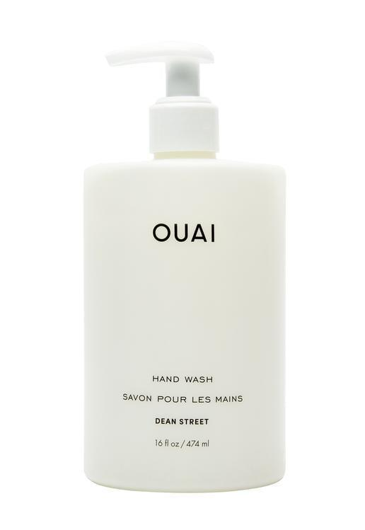 """<p>""""Handwashing feels like a luxury instead of a chore now that the <span>Ouai Hand Wash</span> ($32) and lotion are perched on my bathroom sink. The clean, citrus-rose scent of the brand's Dean Street fragrance - not to mention the subtle exfoliants in the hand wash - make every use feel like a mini trip to the spa, and the lotion is fast to absorb. Best of all, they come in substantial, 16-oz. bottles, so while they feel like a splurge, they're more than worth the spend."""" - Lindsay Miller, deputy editor</p>"""
