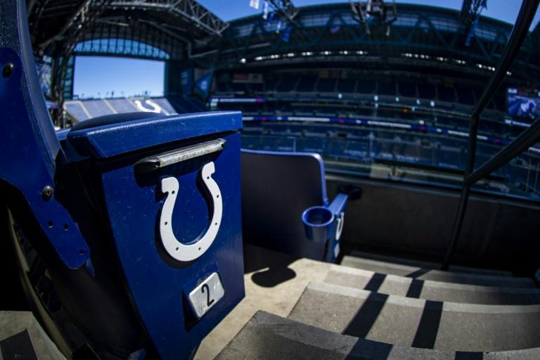The NFL's Indianapolis Colts were set to play Sunday at Lucas Oil Stadium after reopening their practice facility Friday when Covid-19 retests showed negative results from four samples that had previoiusly tested positive
