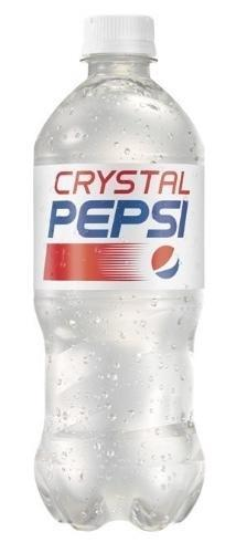 Crystal Pepsi is set to hit store shelves once again, on Aug. 8, 2016.