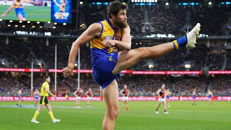 AFL EAGLES BOMBERS