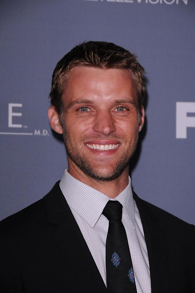 "Jesse Spencer arrives at the ""<a target=""_blank"" href=""http://tv.yahoo.com/house/show/36106"">House</a>"" Series Finale Wrap Party on Friday, April 20, 2012 at Cicada in downtown Los Angeles, California."