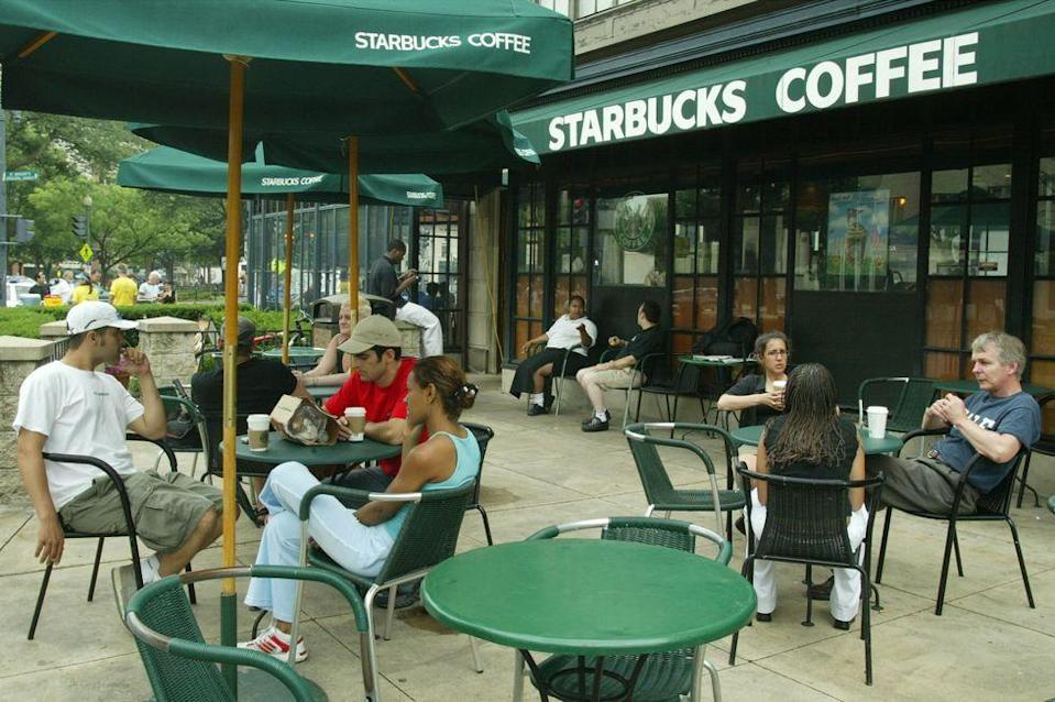 <p>In 1990, the relaxed coffeehouse vibe that Starbucks offered in its stores took off like wildfire. Throughout the decade, the company saw major growth across the country and underwent an expansion of its Seattle headquarters. </p>