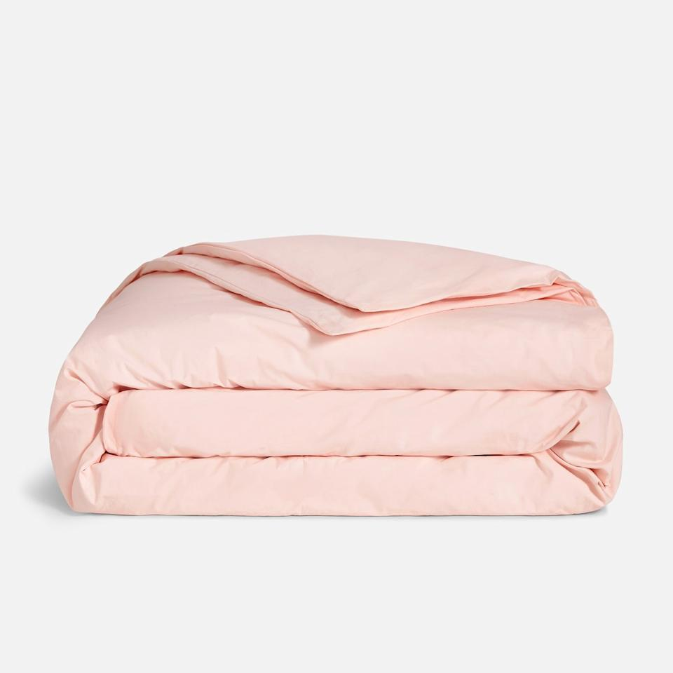 "<p><strong></strong></p><p>brooklinen.com</p><p><strong>$119.00</strong></p><p><a href=""https://go.redirectingat.com?id=74968X1596630&url=https%3A%2F%2Fwww.brooklinen.com%2Fproducts%2Fluxe-duvet-cover%3Fvariant%3D16711982448730&sref=http%3A%2F%2Fwww.cosmopolitan.com%2Flifestyle%2Fg28246000%2Fbest-duvet-covers%2F"" target=""_blank"">Shop Now</a></p><p><a href=""https://www.cosmopolitan.com/lifestyle/a25089532/brooklinen-sheets-review/"" target=""_blank"">Brooklinen</a> is one of the biggest names in the bedding game for a reason: It has <em>the </em>softest linen, and its expanded colorways mean there's at least one that will match the vision board you have going for your bed.<em></em></p>"