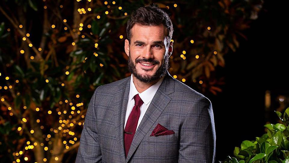 A clue on Instagram may have given away Locky Gilbert's final two on The Bachelor. Photo: Ten