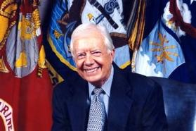 US ex-President Jimmy Carter hospitalised