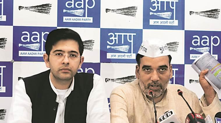 aap cabinet, delhi elections, delhi election results, raghav chadha, atishi, arvind kejriwal, manish sisodia, delhi city news