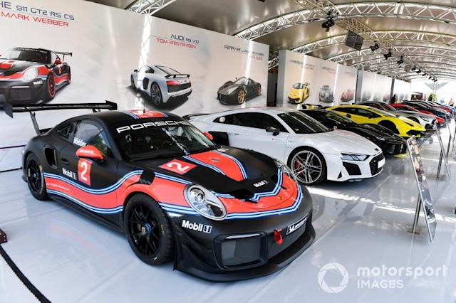 "El coche de Mark Webber, 911 GT2 RS CS <span class=""copyright"">Mark Sutton / Motorsport Images</span>"