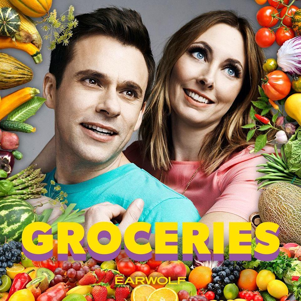 "<p>While supermarket visits became far more stressful in 2020—lingering puts customers <em>and </em>essential workers at risk, for one—<em>Groceries </em>the podcast remains an oddly soothing experience. <a href=""https://www.earwolf.com/show/attitudes/"" rel=""nofollow noopener"" target=""_blank"" data-ylk=""slk:Attitudes hosts"" class=""link rapid-noclick-resp""><em>Attitudes</em> hosts </a>Bryan Safi and Erin Gibson detail the history of a store such as Trader Joe's or Smart<em> & </em>Final, and then review the location they visited (among the minutiae discussed: Cheese selection, carts, how happy the employees seem, and whether you can buy Tito's vodka there). Listening is the next best thing to a breezy grocery trip with two funny friends.</p><p><a class=""link rapid-noclick-resp"" href=""https://www.earwolf.com/show/groceries/"" rel=""nofollow noopener"" target=""_blank"" data-ylk=""slk:LISTEN NOW"">LISTEN NOW</a></p>"
