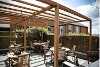 """<p>If gorgeous countryside, quaint villages and terrific food are your thing, head for new restaurant <a href=""""https://sussexpass.restaurant/"""" rel=""""nofollow noopener"""" target=""""_blank"""" data-ylk=""""slk:Sussex Pass"""" class=""""link rapid-noclick-resp"""">Sussex Pass</a> at The White Hart pub in Wadhurst, which serves up incredible food in a laidback, rural setting. You can sample local seafood, amazing cheeses and seasonal veggies, all washed down with locally brewed beer or wines from nearby vineyards. </p><p>Founder Sam Maynard and Head Chef Adam Sear's culinary focus is not only on what's available locally and seasonally, but in celebrating the delights of the region with a changing menu that leaves you wanting to return. </p><p>Once you've finished gorging at the restaurant (the tuna tartare with wasabi and mango, smoked cheese beignet with chilli jam and fish of the day with crispy capers and samphire are divine!), you can walk it off around peaceful Wadhurst.</p><p><a href=""""https://go.redirectingat.com?id=127X1599956&url=https%3A%2F%2Fwww.booking.com%2Fhotel%2Fgb%2Fbewl-rookery-b-amp-b.en-gb.html%3Faid%3D1922306%26label%3Dstaycation-uk&sref=https%3A%2F%2Fwww.goodhousekeeping.com%2Fuk%2Flifestyle%2Ftravel%2Fg34842793%2Fstaycation-uk%2F"""" rel=""""nofollow noopener"""" target=""""_blank"""" data-ylk=""""slk:Bewl Rookery B&B"""" class=""""link rapid-noclick-resp"""">Bewl Rookery B&B</a>, just five minutes away, is a warm and welcoming place to stay nearby, with alpacas you can meet, freshly-made breakfasts that guests love and a terrace to take in the surroundings. </p><p><a class=""""link rapid-noclick-resp"""" href=""""https://go.redirectingat.com?id=127X1599956&url=https%3A%2F%2Fwww.booking.com%2Fhotel%2Fgb%2Fbewl-rookery-b-amp-b.en-gb.html%3Faid%3D1922306%26label%3Dstaycation-uk&sref=https%3A%2F%2Fwww.goodhousekeeping.com%2Fuk%2Flifestyle%2Ftravel%2Fg34842793%2Fstaycation-uk%2F"""" rel=""""nofollow noopener"""" target=""""_blank"""" data-ylk=""""slk:CHECK AVAILABILITY"""">CHECK AVAILABILITY</a></p>"""