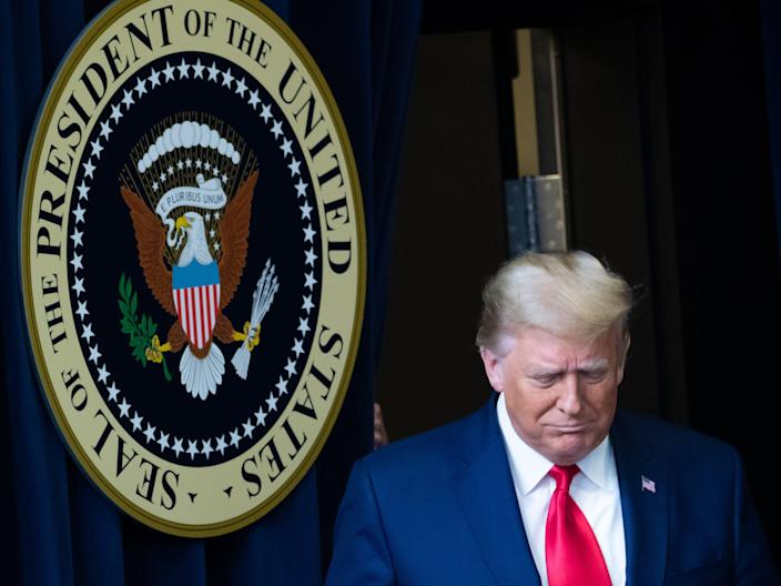 <p>The US Congress dealt Donald Trump a humiliating blow, voting in his final weeks in office to override his veto of a sweeping defence bill - the first time lawmakers have done so during his presidency</p> (AFP)
