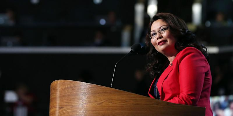 Tammy Duckworth S Baby Has The Best Ootd