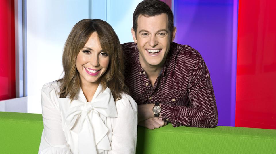 Alex Jones reveals 'shock' at learning One Show co-host Matt Baker earns more than her