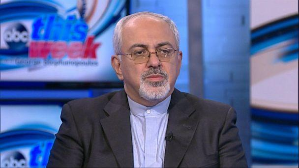 ABC javad zarif this week 2 jt 130929 16x9 608 Iranian Foreign Minister Javad Zarif: Holocaust a Heinous Crime and a Genocide