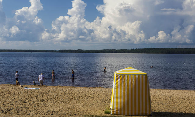 <p>No. 10 Least Affordable Beaches: Finland<br> Sunscreen: $14.14<br> Water: $1.95<br> Beer: $6.65<br> Ice Cream: $2.18<br> Lunch: $18.40<br><b>Total: $43.32</b><br> (Photo: Hiukka Beach in Satakunta, Finland/Ninara/<span>Flickr</span>) </p>