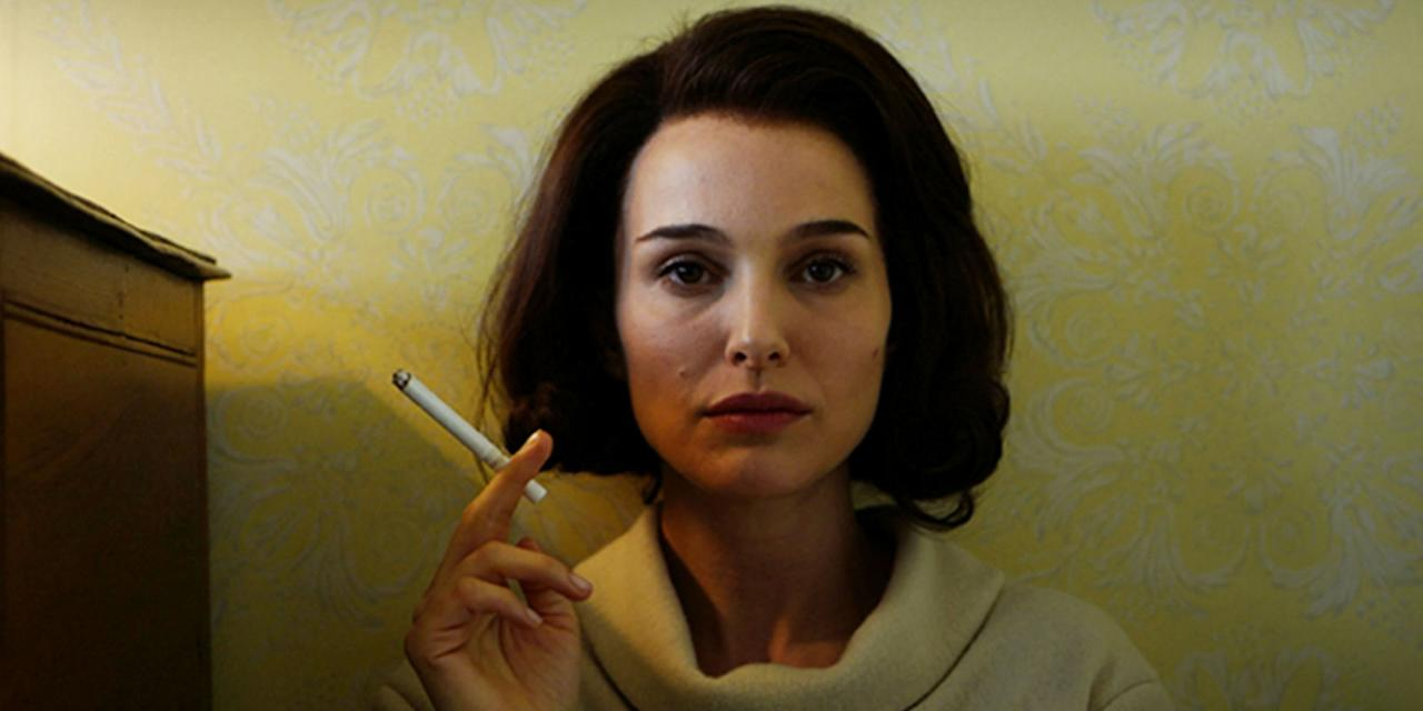 <p>These 13 photos are a powerful portrait of Portman in her role as Jackie Kennedy.</p>