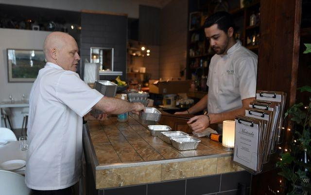 Self-isolate in style: Scots chef offers fine-dining takeaways