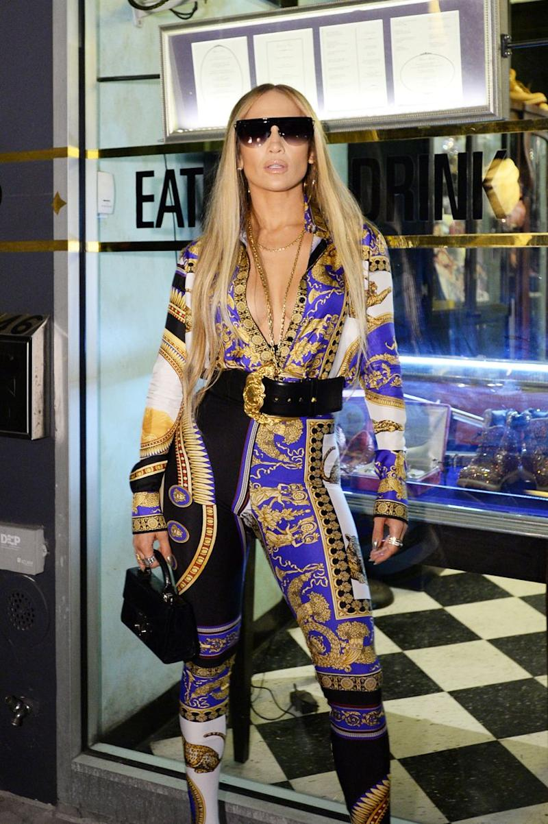 60e0ba0afe J.Lo Just Predicted 2019 s Biggest Trends in 7 Outfits
