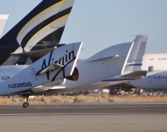 Virgin Galactic's SpaceShipTwo Passes Key Flight Test