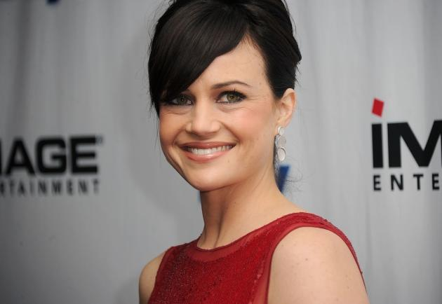 Carla Gugino arrives at the premiere of Image Entertainment's 'Every Day' in Los Angeles on January 11, 2011 -- Getty Images