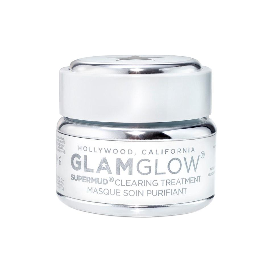 "<p><strong>Glam Glow</strong></p><p>sephora.com</p><p><strong>$25.00</strong></p><p><a href=""https://go.redirectingat.com?id=74968X1596630&url=https%3A%2F%2Fwww.sephora.com%2Fproduct%2Fsuper-mud-clearing-treatment-P376409&sref=http%3A%2F%2Fwww.elle.com%2Fbeauty%2Fmakeup-skin-care%2Fg29878%2Factivated-charcoal-face-mask%2F"" target=""_blank"">Shop Now</a></p><p>A cult-favorite among the beauty community, this mask contains six exfoliating acids that work to fight skin concerns like large pores, dullness, uneven skin texture, and oiliness. Paint it on and wait 10 to 15 minutes in eucalyptus-scented bliss. <br><br></p>"