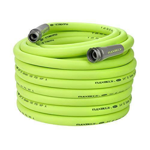 "<p><strong>Flexzilla Garden Hose 100 Foot</strong></p><p>amazon.com</p><p><strong>$109.05</strong></p><p><a href=""https://www.amazon.com/dp/B0781Z3J6B?tag=syn-yahoo-20&ascsubtag=%5Bartid%7C10050.g.35902961%5Bsrc%7Cyahoo-us"" rel=""nofollow noopener"" target=""_blank"" data-ylk=""slk:Shop Now"" class=""link rapid-noclick-resp"">Shop Now</a></p><p>Even the best hose reel will be frustrating if you're trying to wind up stiff, inflexible hose. Do yourself a favor and invest in this long-lasting, kink-free version.</p>"