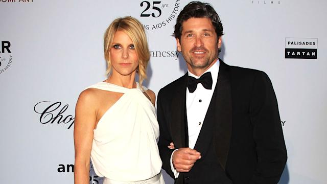 Patrick Dempsey And Wife Jillian Celebrate Their 18 Year Anniversary