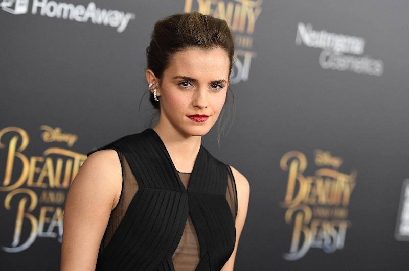 Someone Hacked Emma Watson and Stole Her Private Photos