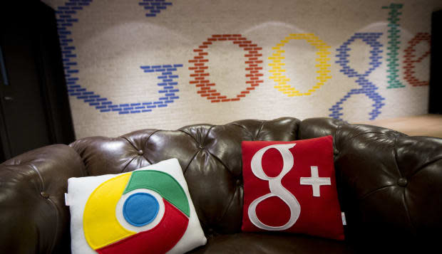 Google Brings Quirk And Clout To New DC Digs