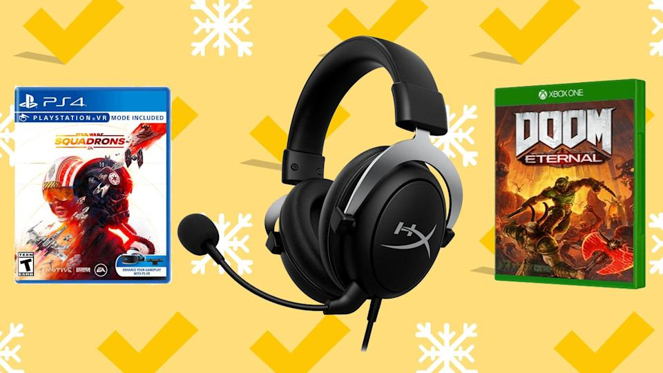 Nab these Black Friday gaming deals ahead of the holiday shopping rush.