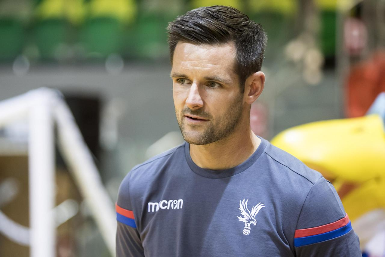 Frank de Boer is 'passionate' about new Crystal Palace formation, says Scott Dann