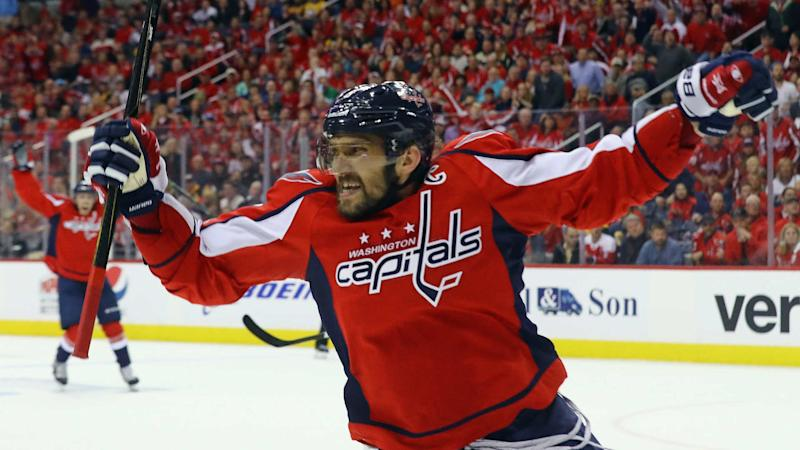 Alex Ovechkin to play in 1,000th NHL game vs. Penguins
