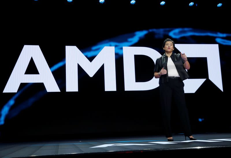 AMD revenue forecast disappoints on weak console demand
