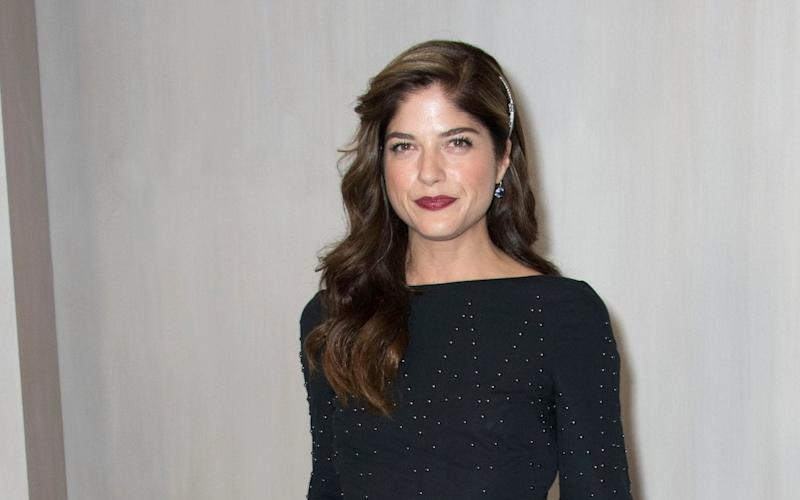 Selma Blair, who has starred in Cruel Intentions and Legally Blonde, hopes that she helps others by revealing her diagnosis - AFP