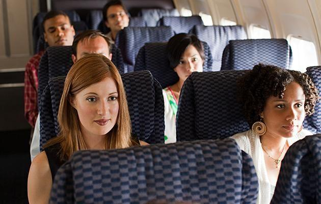 It would mean that the in-flight entertainment screen would be bigger and the seat would be three inches larger. Photo: Getty