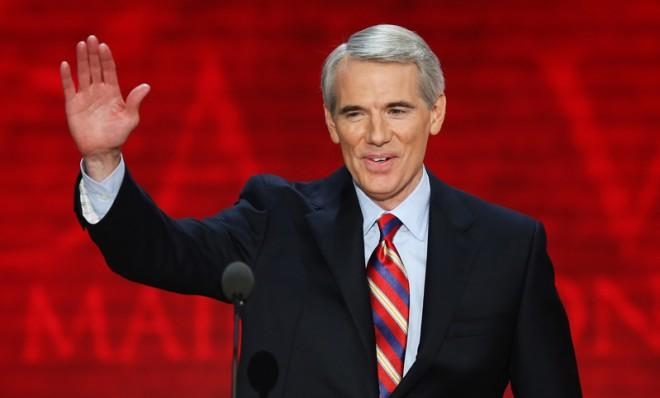 Sen. Rob Portman (R-Ohio) now openly supports gay marriage.