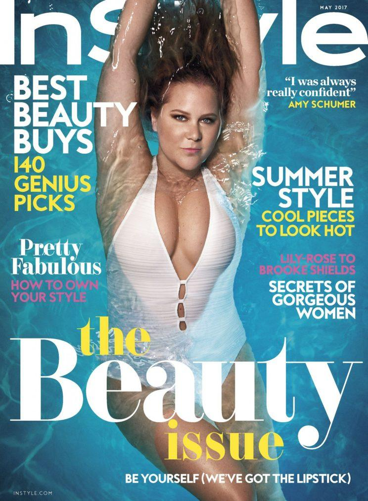 Amy Schumer InStyle May 2017