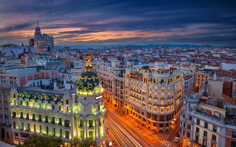 Madrid is all about spontaneity and even the best-laid plans tend to get forgotten after a couple of days as you slip into the swing of the city - RudyBalasko