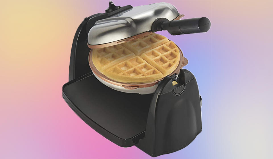 Be decisive and snap up one of these now; they'll be plenty of time for waffling later. (Photo: Amazon)