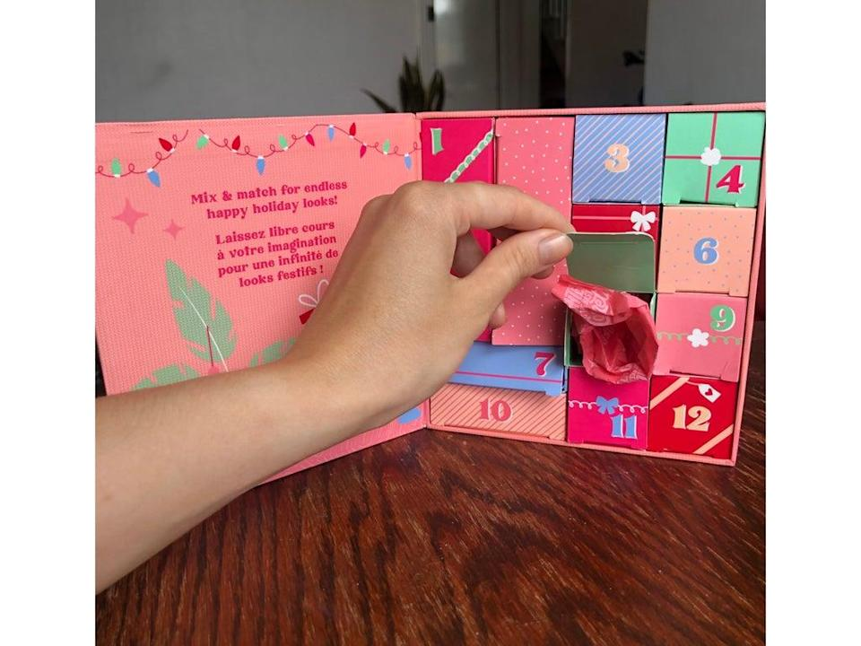 We love how the detachable boxes allow you to easily re-gift the products (Eleanor Magill)