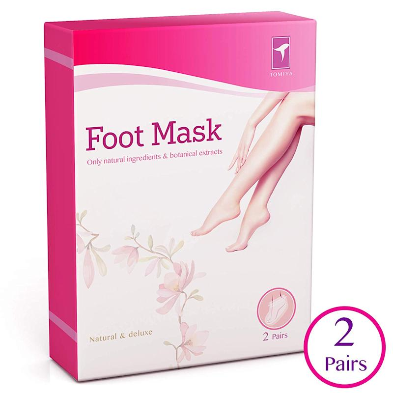 Tomiya Exfoliating Foot Peel Mask