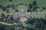 <p>This 57-room royal residence is the current Surrey home of Prince Edward and Sophie, Countess of Wessex. After its reconstruction in 1879, the property was owned by Queen Victoria's third son, Prince Arthur. The 87 acres of Bagshot Park's gardens and grounds are listed on the Register of Historic Parks and Gardens.</p>