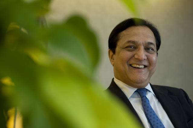 Rana Kapoor is the founder, and former managing director and CEO of Yes Bank, an Indian private sector bank, with its registered office in Mumbai.