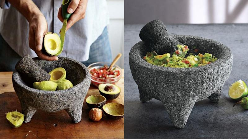 Best kitchen gifts 2019: Williams-Sonoma Molcajete
