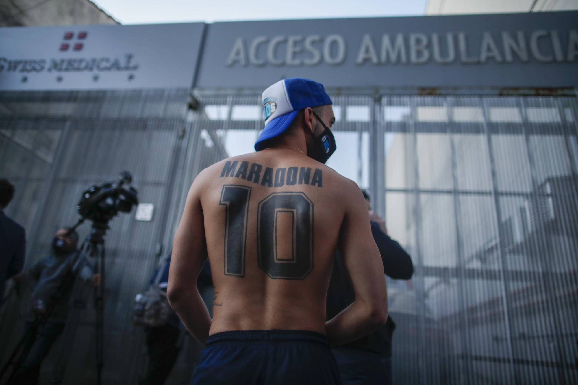 Doctor: Maradona needs time, family support to recover